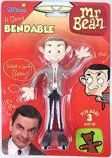 MR BEAN Bendable toy Action figure BBC British TV Comedy Rowan Atkinson BENDY