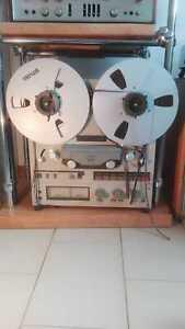 TAPE RECORDER TEAC Dual Capstan Drive X -10 REGISTRATORE