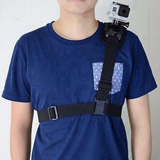 Action Camera Shoulder Strap Mount for Gopro Hero 4 3 2 SJ4000 4K SJ8000 SJ7000