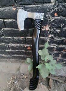damascus axe