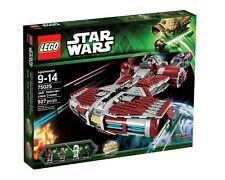LEGO Star Wars Jedi Defender Cruiser (75025) NEW, Shipped in Factory Sealed Box!