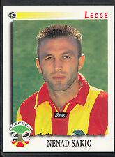 Panini calciatori football 1997 sticker, nº 194, lecce-Nenad sakic