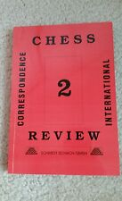 Chess book: International Correspondence Chess Review vol 2