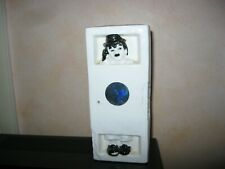 TIRELIRE CHARLOT CHARLIE CHAPLIN CABINE TELEPHONIQUE BUBBLES 1980 MADE IN JAPAN