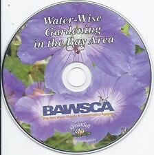 Water-wise Gardening in the Bay Area by Gardensoft water education CD