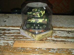Eclipse toys Auto Tank Self Controlled Mini Tank German Heavy Tank Tiger 1(green