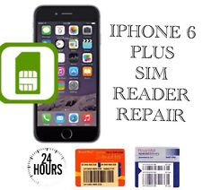 iPhone 6 Plus Sim Reader Damaged Broken Repair Service