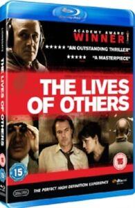 The Lives of Others (Martina Gedeck Ulrich Muhe Sebastian Koch) Region B Blu-ray
