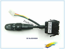 Turn Signal&Headlight Switch 96540684 For Chevrolet Aveo2004-2008 Kalos2005-2014