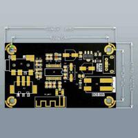 1PCS 12V/24V Car Bluetooth 4.2 Audio Receiver Board Wireless Stereo Sound M C6T5