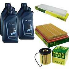 Inspektionspaket 5L für BMW Öl TwinPower 5W-30 MANN-FILTER Mini R50 R53 64030671