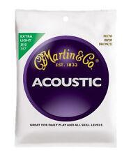 Martin M170 Extra Light Acoustic Guitar Strings