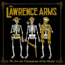 The Lawrence Arms : We Are the Champions CD (2018) ***NEW***