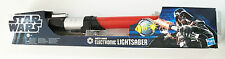 Star Wars Force Electronic Lightsaber Retractable Darth Vader Ages 4 Hasbro Toy