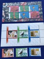 Nederlands Stamps,3 stamps +2 S/S,MNH,1981,CatVal:$14US,Price:$4US  (2164)