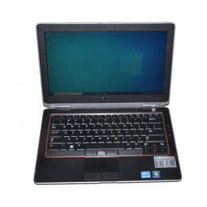 "Dell  E6320 13.3"" Laptop PC Intel  i7-2720QM CPU 4G RAM 750G HDD Win10 Pro"
