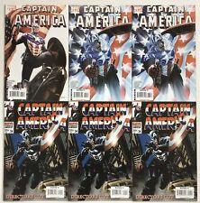 Captain America 34 Alex Ross Variant Epting Director's Cut Set 1st Bucky Cap Lot