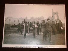 WW1 Prima Guerra mondiale 1914-1918 Castelnuovo Nivelle Cadorna Porro Medaglia