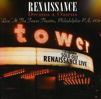 Renaissance - Dreams & Omens [New CD]