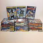 Nintendo GameCube Games - Huge Lot! Over 25 Rare Titles! All Resurfaced! GC