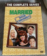 Married with Children: The Complete Series (1986-1997) 32-Disc DVD Boxed Set