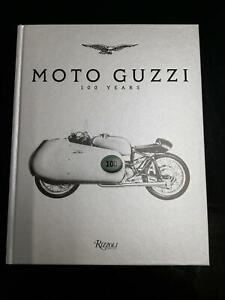 Moto Guzzi Celebratory Book 100 Years Limited Edition 2021