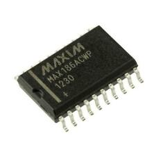 1 x Maxim MAX186ACWP+, 12-bit Serial ADC 8-channel Single Ended Input, 20-Pin