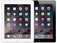 "Apple iPad 4th Gen | 16GB 32GB 64GB | Wi-Fi 9.7"" - Black or White"