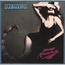 Scorpions-Savage Amusement (New Vinyl LP + CD)