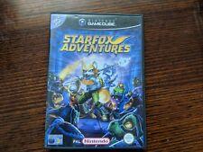 Starfox Adventures (Nintendo Gamecube) No Manual Rare Star Fox Lylat Wars