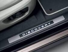 Genuine Land Rover Discovery Sport Illuminated Tread Plates Black - VPLCS0286PVJ