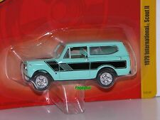 JOHNNY LIGHTNING 1979 International Scout II 79 Hunting Truck 1:64 Scale (X)