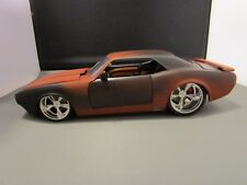 JADA 1/18 BIGTIME MUSCLE *CUSTOM MADE* 1968 CHEVY CAMARO SS *READ* NO BOX