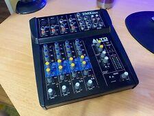 Alto Professional ZMX862 Zephyr Series 6-Channel Compact Audio Mixer