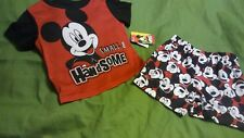 Toddler Mickey Mouse Disney 3T Shorts Set