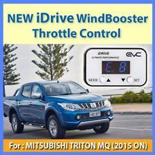 NEW IDRIVE WINDBOOSTER THROTTLE CONTROL - MITSUBISHI TRITON MQ 2015 ON