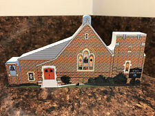 The cats meow st. paul's lutheran church sewickley pa wooden hand painted shelf