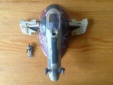 Star Wars SLAVE 1 Bobba Fett. Action Fleet Micromachines 1996 COLLECTOR