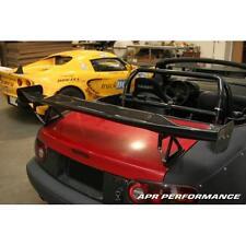 "APR Performance Carbon Fiber GTC-200 Adjustable Wing Spoiler 60.5"" Miata MX-5"