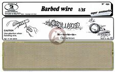 Royal Model 1/35 Barbed Wire [Photo-etch Fence Diorama Accessory] 032
