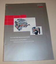 Audi A8 D2  3,3 Liter - V8-TDI Motormechanik - SSP 226 -  Stand 1999!