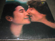John Lennon Yoko Ono Milk and Honey nm LP polydor gate '84 beatles 8171601Y1!!