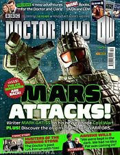 Dr Doctor Who Magazine # 459 Us Seller Uk Import New- Mars Attacks Ice Warriors