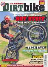 CLASSIC DIRT BIKE-No.28-(NEW COPY) *Post included to UK/Europe/USA/Canada