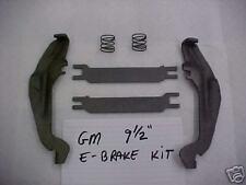 """GM 9 ½"""" inch rear e-brake kit."""