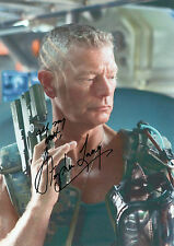 STEPHEN LANG Signed 12x8 Photo AVATAR & TERRA NOVA COA