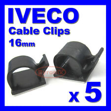 iveco wiring looms iveco self adhesive cable clips wiring wire loom harness 16mm holder clamp