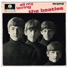 The BEATLES    All my loving  7' 45 tours EP