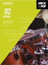 Trinity College Rock & Pop 2018 Drums Grade 2