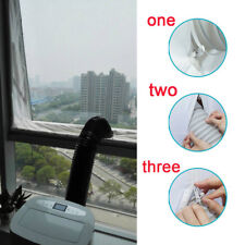 Airlock Window Sealing Cloth Baffle For Mobile Air Conditioners Air Dryers UK